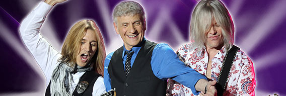 Dennis DeYoung The Grand Illusion 40th Anniversary Tour